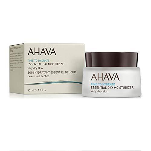 Ahava Essential Day Moisturizer Crema Idratante per il Viso, 50 ml
