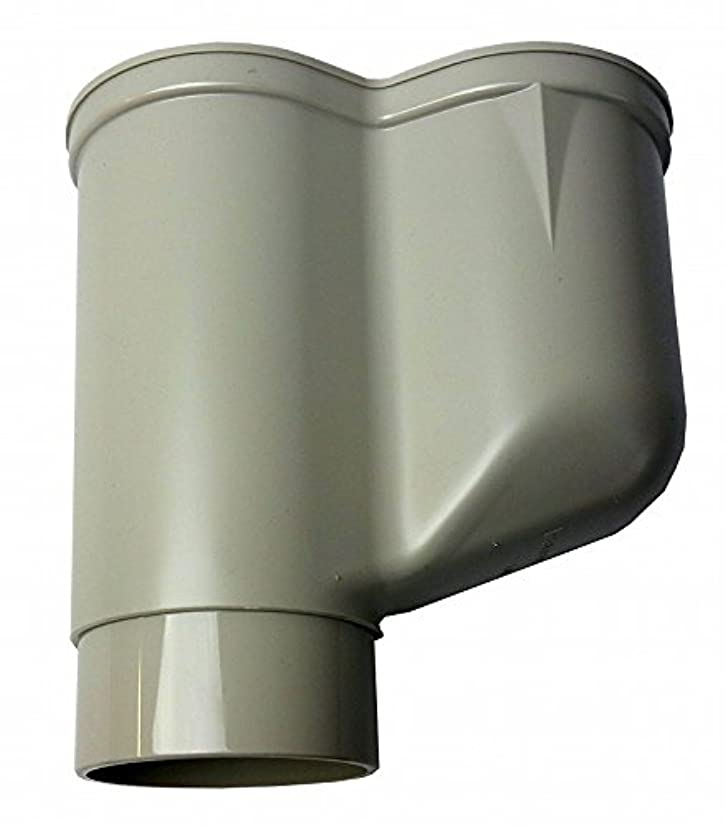 バイソン有名なアーチパナソニック(Panasonic) ハイ丸P型集水器 白 60MM