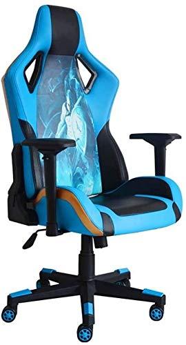 Suge Silla de Oficina Silla de Ordenador Personal Gaming Silla ergonomica E-Competencia for Cibercafes Creativo