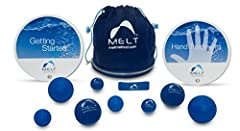 The MELT Hand and Foot Treatment Kit includes all the tools for the MELT Hand and Foot Treatment, an innovative whole body technique.
