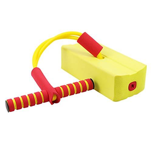 guoYL26sx Juguete de salto de rana de goma para niños, educación de la primera infancia, juegos de deportes al aire libre educativo de rebote sentido de entrenamiento de juguete regalos