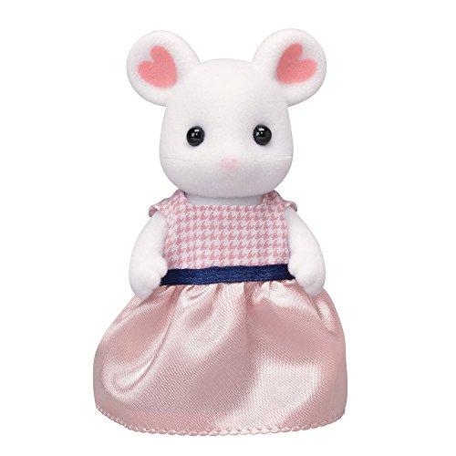 シルバニアファミリー 人形 マシュマロネズミのお母さん ネ-104