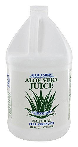 Aloe Farms, Aloe Vera Juice, 128-Ounce Bottle