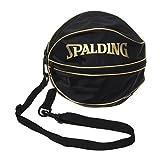 スポルディング バスケットボール ケース ボールバッグ ゴールド 49-001GD
