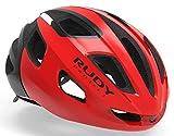 Rudy Project Strym - Casco de Bicicleta - Rojo Contorno de la Cabeza L | 59-61cm 2019