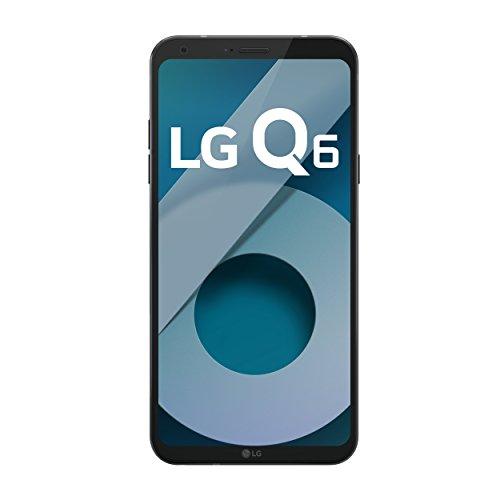 Smartphone Desbloqueado Q6, LG, LGM700TV.ABRAKG, 32 GB, 5.5'', Rose Dourado