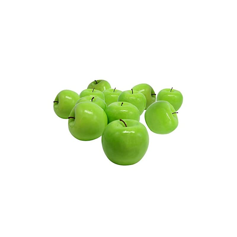 silk flower arrangements maggift artificial fruits 6 pack,decorative fruit
