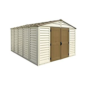 Duramax Woodbridge Plus 10x13 Shed