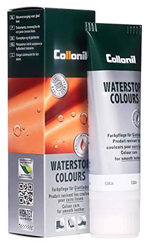 Collonil Waterstop Colours Schuhcreme coca, 75 ml
