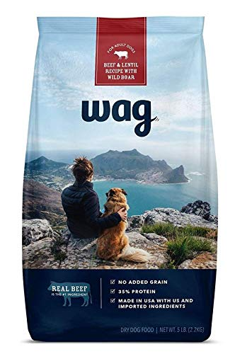 Wag Amazon Brand Dog Food