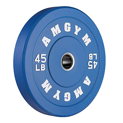 AMGYM Color Olympic Bumper Plate