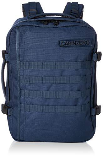 [キャビンゼロ] リュック バックパック CABINZERO MILITARY STYLE 28L NAVY One Size [並行輸入品]