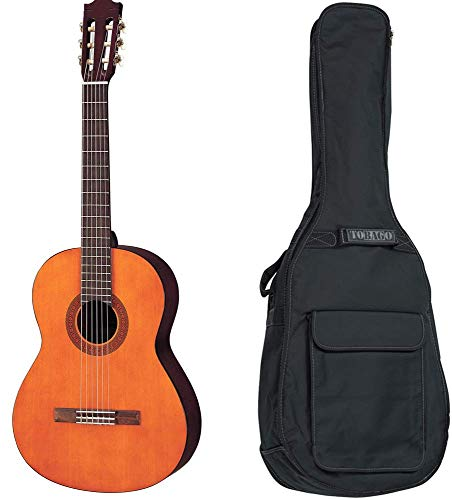 YAMAHA C-40-II Guitarra Clasica + Audibax Easy Acoustic Funda