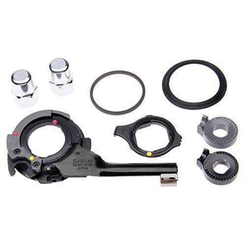 CYCLING_EQUIPMENT Componentes Buje SM-8S31 Nexus Incl. CJ-8S40 Bujes, Adultos Unisex, Multicolor (Multicolor), Talla Única