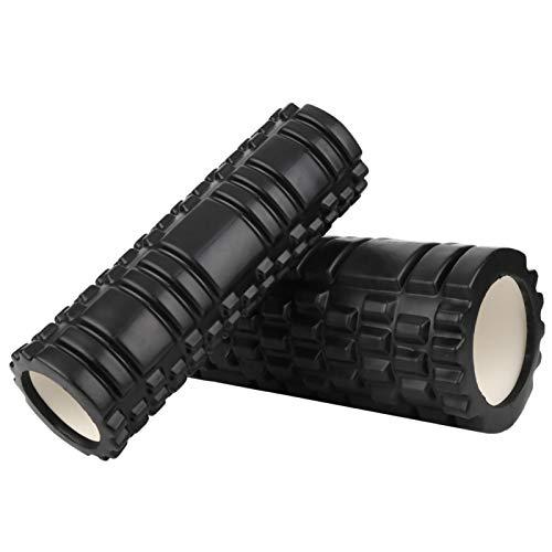 DAUERHAFT Rodillo de Espuma para Fitness Amortiguación Flexibilidad Larga Vida útil Rodillo de Espuma de Yoga Duradero 33 CM 2 Pulgadas, para Accesorios de Ejercicio