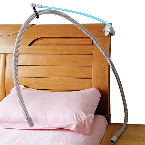 Wahah Bedside CPAP Hose Holder, Strong Holding CPAP Hose Hanger, Avoid Tangling of C PAP Hoses