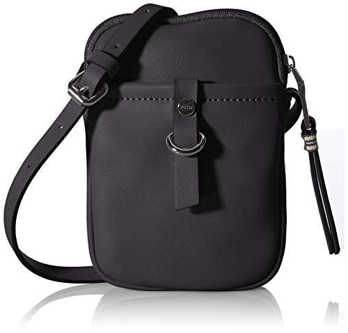 ESPRIT Accessoires Damen 011EA1O308 Tasche, 001/BLACK, 1SIZE