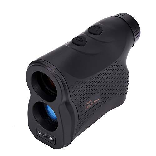 SYWAN Inlife 5 Telémetro Láser de Golf 600P 600m Medidor de Distancia 6X Buscador de Rango Monocular