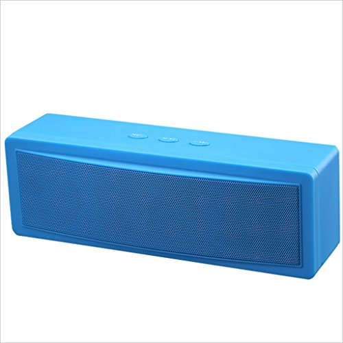 XHZNDZ Altoparlante Bluetooth Soundcore con Audio Stereo ad Alto Volume, Bassi potenti, Tempo di Riproduzione di 10 Ore, Gamma Bluetooth 66 Ft, Microfono Incorporato. Altoparlante Wireless Portatile