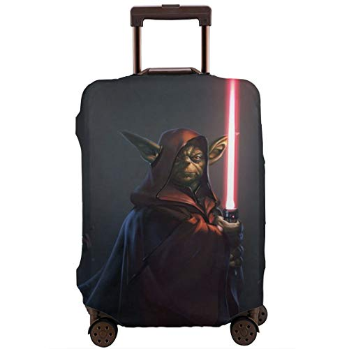 Travel Luggage Cover Anime Color Star Wars Suitcase Covers Protectors Zipper Washable Baggage Luggage Covers Fits XL