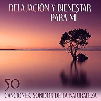 Relajacion y Bienestar para Mí: 50 Canciones - Remedios para la Ansiedad, Música para Meditar e de Relax, Sonidos de la Naturaleza