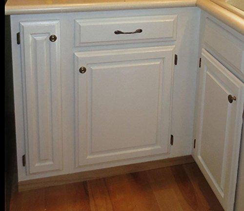 Retique It Chalk Finish Renaissance Furniture Paint, Deluxe Starter Kit, 01 Snow