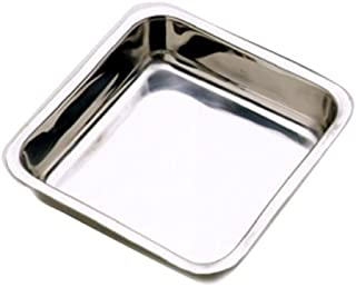 Best stainless steel square cake pans Reviews