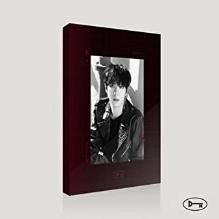 JBJ Kim Donghan - [D-Day] 1st Mini Album Black Ver CD+52p PhotoBook+2p PhotoCard K-POP Sealed