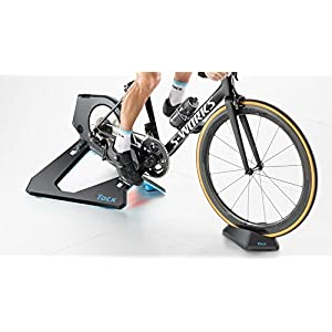 Tacx Neo 2 Smart Roller Bicycle Trainer - Bicicleta (Roller Bicycle Trainer, Carbón Vegetal, 85 NM, 125 kg, 2200 W, 620 mm)
