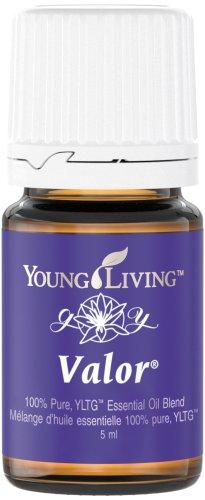 Young Living Mezcla de aceite esencial Valor (Valor), 5 ml.