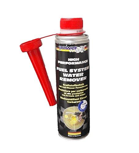 Additivo Pulitore con Formula Anti-Acqua, Fuel System Water Remover Powermax