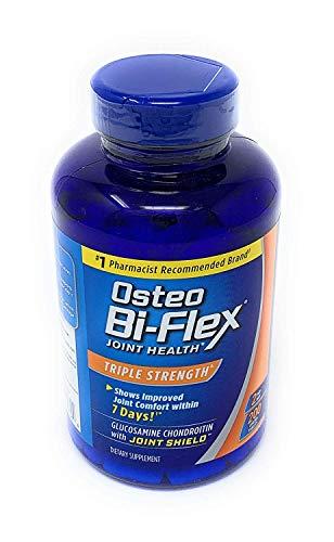 Osteo Bi-Flex Triple Strength Caplets, 200 ct. (Osteo Bi Flex Triple Strength With 5 Loxin)