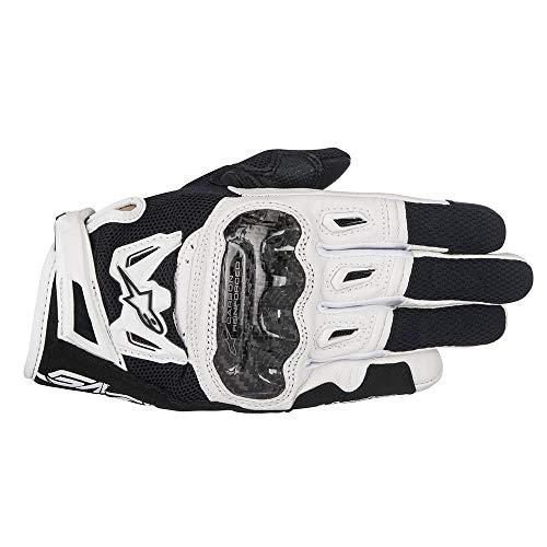 Alpinestars 1695160203 Motorrad Handschuhe Schwarz/Weiss M