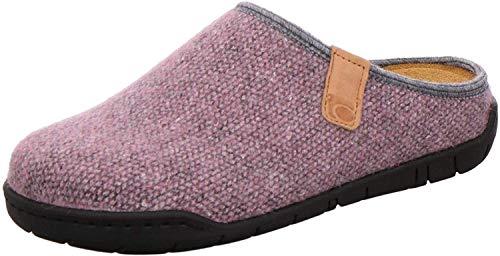 Rohde Damen Mira Pantoletten, Pink (Rose 44), 40 EU
