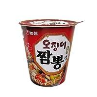 Halla 濃心 イカチャンポンカップ麺67g