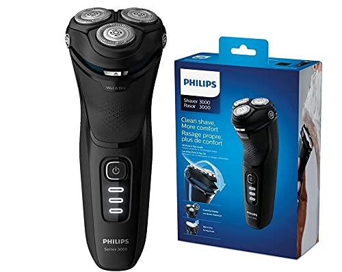 Philips Serie 3000 S3233/52 - Afeitadora eléctrica,...