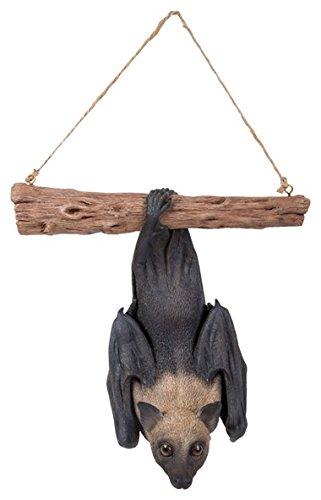 Hängende Frucht Fledermaus sehr detaillierte Haus oder Garten Dekoration | XRL-FYFB-D