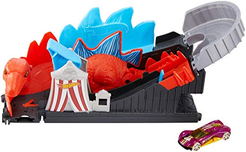 Hot Wheels City Nemesis Attack Set 2 Playset