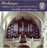 Meslanges Polyphonies & Pieces D'orgue De Perotin