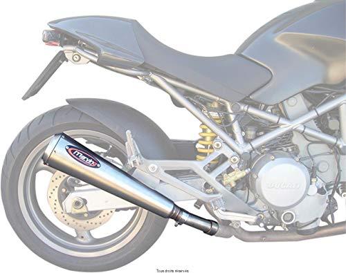 MARVING–Auspuff Bauartgenehmigung–Ducati–Monster 600–1994–Ende konisch Ø 110–X2