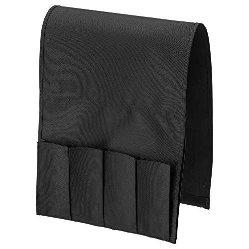 ★フロルト / FLORT リモコンポケット / ブラック[イケア]IKEA(80166906)