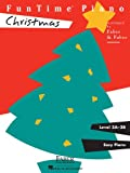 FunTime Piano Christmas: Level 3A-3B
