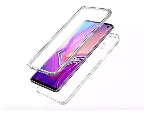 Capa Case Capinha 360 Frente E Verso Samsung Galaxy S10+ Plus - 6.4 Polegadas