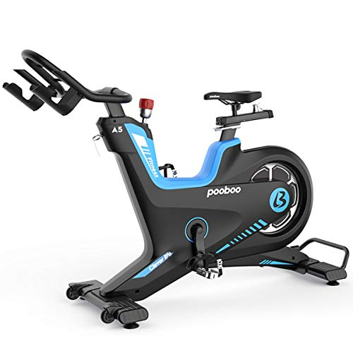 pooboo Indoor Cycling Bike Exercise Bike Magnetic Resistance Stationary Bike Commercial Standard