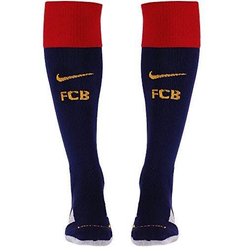 Nike 2015–2016Barcelona Home Socks (Blue)