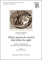 Whilst shepherds watch'd their flocks by night (Church Music Society)