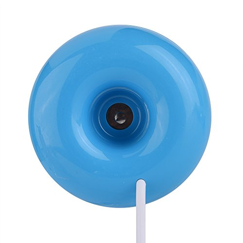 Humidificador con rosquillas, Flotador en el Agua Mini difusor de Aroma USB humidificador para el Dormitorio del bebé (Azul)