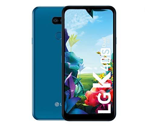 LG K40S Azul MÃVIL 4G Dual SIM 6.1'' IPS HD+/8CORE/32GB/2GB/13MP+5MP/13MP