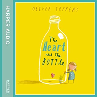 The Heart and the Bottle                   Written by:                                                                                                                                 Oliver Jeffers                               Narrated by:                                                                                                                                 Helena Bonham Carter                      Length: 3 mins     Not rated yet     Overall 0.0