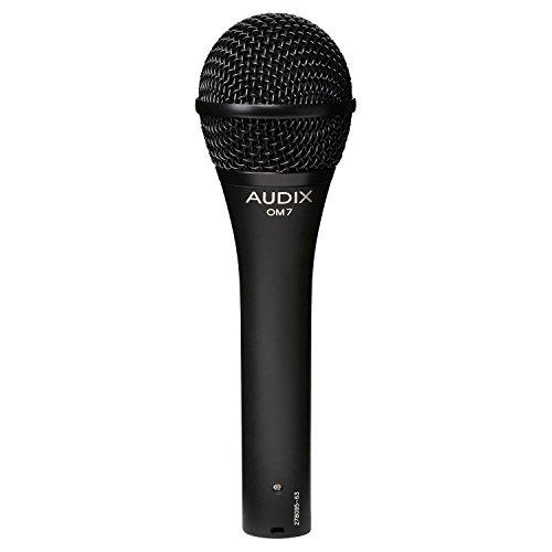 Audix OM 7 - Microfono dinamico, aplicación para voces en directo